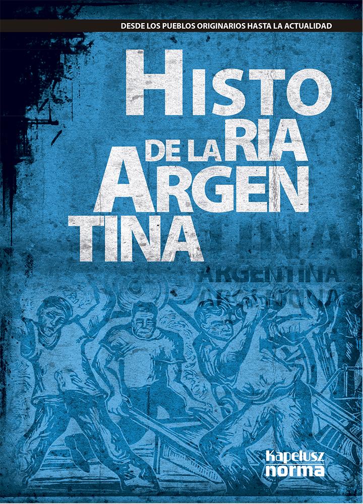 FUERA DE COLECCIÓN - HISTORIA DE LA ARGENTINA – Editorial