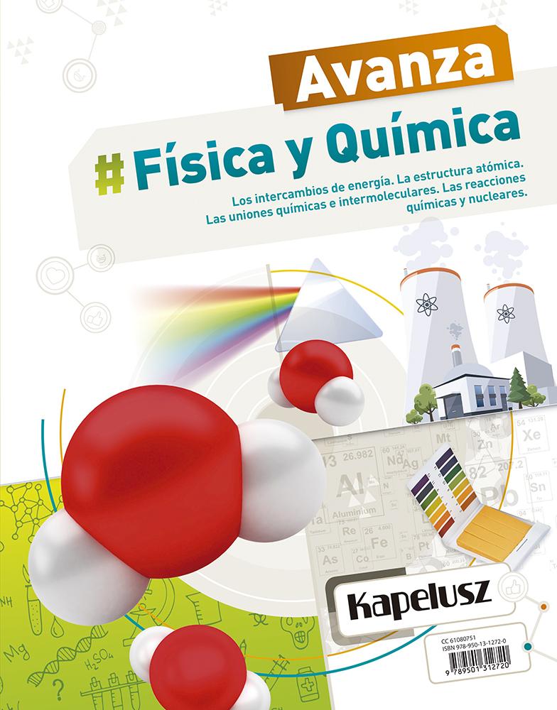 Avanza Física Y Química Editorial Kapelusz